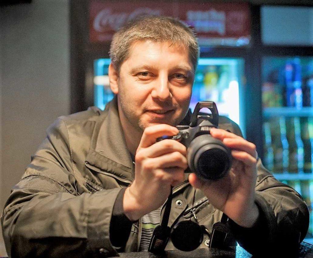Фотограф на мероприятие